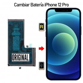 Cambiar Batería iPhone 12 Pro