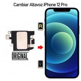 Cambiar Altavoz de Llamada iPhone 12 Pro