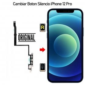 Cambiar Botón Silencio iPhone 12 Pro