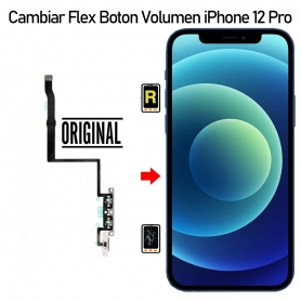 Cambiar Botón Volumen iPhone 12