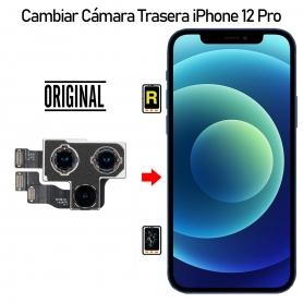 Cambiar Cámara Trasera iPhone 12 Pro
