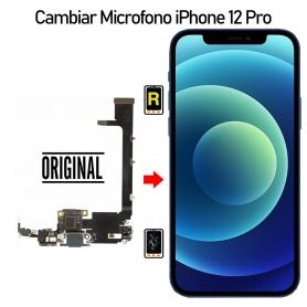 Cambiar Microfono iPhone 12 Pro