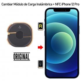 Reparar Carga Inalámbrica + NFC iPhone 12 Pro