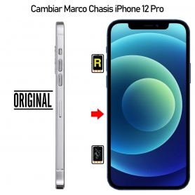 Cambiar Marco Chasis iPhone 12 Pro