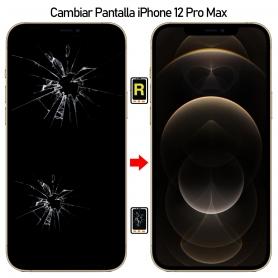 Cambiar Pantalla iPhone 12 Pro Max