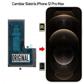 Cambiar Batería iPhone 12 Pro Max