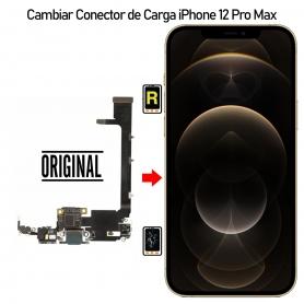 Cambiar Conector de Carga iPhone 12 Pro Max