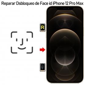 Reparar iPhone 12 Pro Max Desbloqueo de Face id