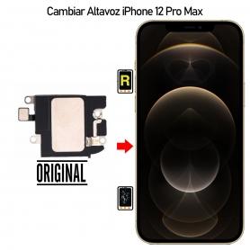 Cambiar Altavoz de Llamada iPhone 12 Pro Max