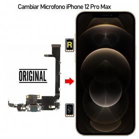 Cambiar Microfono iPhone 12 Pro MaX