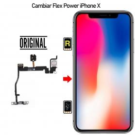 Cambiar Botón Encendido iPhone X