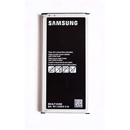 Cambiar Batería Samsung j7 2016
