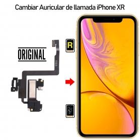 Cambiar Auricular de llamada iPhone XR