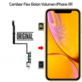 Cambiar Botón Volumen iPhone XR