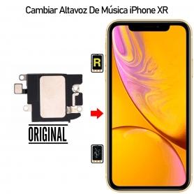Cambiar Altavoz de Llamada iPhone XR