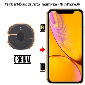Reparar Carga Inalámbrica + NFC iPhone 12 XR