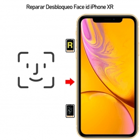 Reparar iPhone XR Desbloqueo de Face id