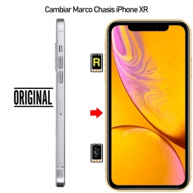 Cambiar Marco Chasis iPhone XR