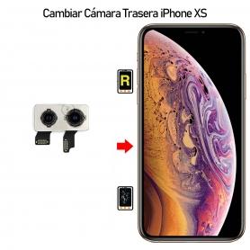 Cambiar Cámara Trasera iPhone XS