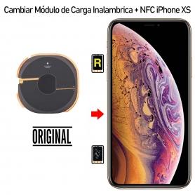 Reparar Carga Inalámbrica + NFC iPhone XS