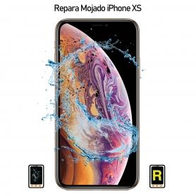 Reparar iPhone XS Mojado