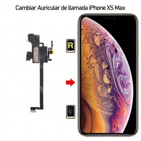 Cambiar Auricular de llamada iPhone XS Max