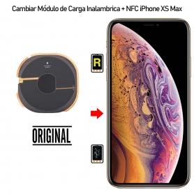 Reparar Carga Inalámbrica + NFC iPhone XS Max