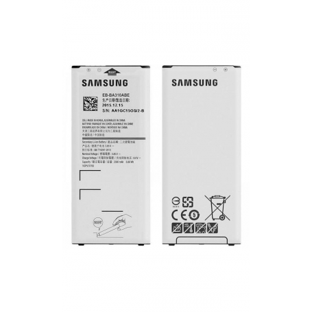 Cambiar batería Compatible Samsung A3 2016