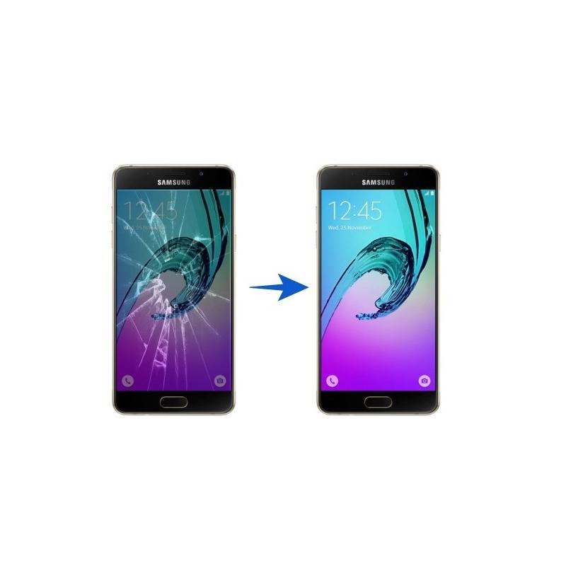 Cambiar Cristal Samsung A5 2016