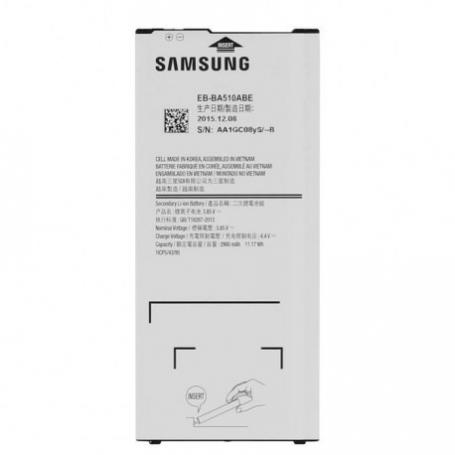 Cambiar Bateria Samsung A5 2016