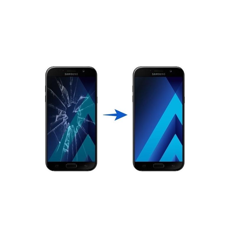 Cambiar Cristal de Samsung A5 2017