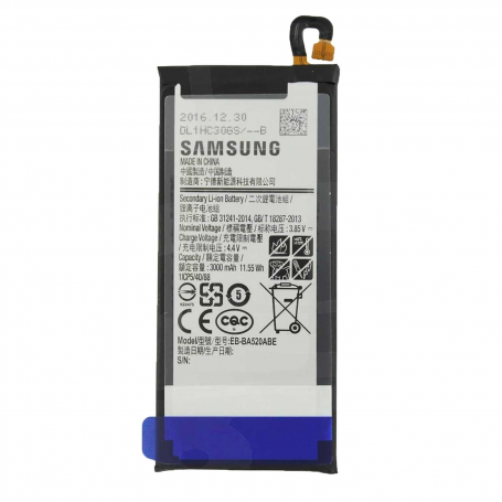 Cambiar Bateria Samsung A5 2017