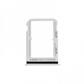 Bandeja SIM Plateada Para Xiaomi Mi 8