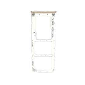 Bandeja SIM Dorada Para Xiaomi Mi A2 Lite