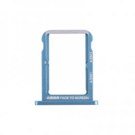 Bandeja SIM Azul Para Xiaomi Mi A2