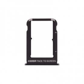 Bandeja Dual SIM/SD Negra Para Xiaomi Mi Mix 3