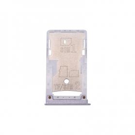 Bandeja Dual SIM Y SD Negra Para Xiaomi Mi Max