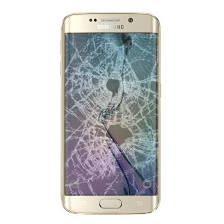Cambiar Cristal Samsung S6 EDGE
