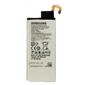 Cambiar Bateria compatible Samsung S6 EDGE