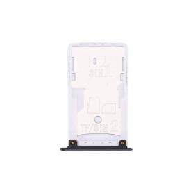 Bandeja Tarjeta De Memoria Micro SD Y SIM Negro Para Xiaomi Redmi 4X