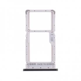 Bandeja Dual SIM/Micro SD Negra Para Xiaomi Redmi 6A
