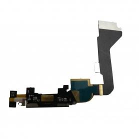 Cambiar Conector de carga iPhone 4