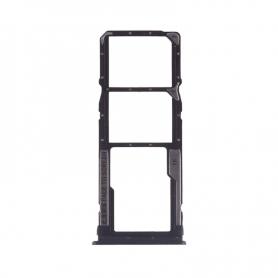 Bandeja Dual SIM/SD Negra Para Xiaomi Redmi 7