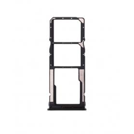 Bandeja Dual SIM+SD Negra Para Xiaomi Redmi 8A