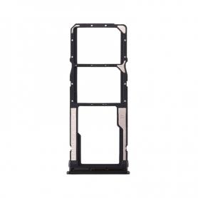 Bandeja Dual SIM+SD Negra Para Xiaomi Redmi 8