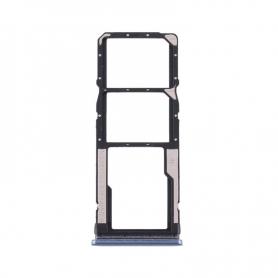 Bandeja De Tarjeta SIM/Micro SD Plata Para Xiaomi Redmi 9