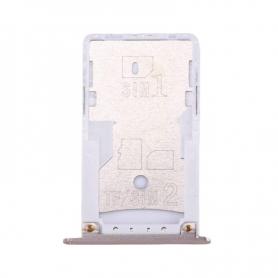 Bandeja Dual SIM/SD Dorada Para Xiaomi Redmi Note 4
