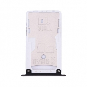 Bandeja Dual SIM/SD Negra Para Xiaomi Redmi Note 4X