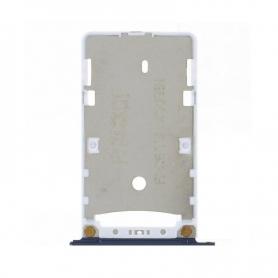 Bandeja Dual SIM/SD Azul Para Xiaomi Redmi Note 4X