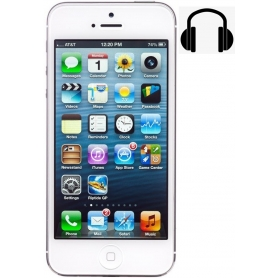 Cambiar Jack Audio iPhone 5